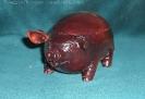 Свинка - шкатулка