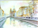 Канал Грибоєдова,Храм Спаса-на-Крові