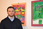 «Портрет» -  виставка художніх робіт  юних  гуртківців майстерні Д.С.Дорогостайського.