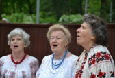 « Співають співи голосні на нашім Фестивалі».
