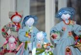 Виставка авторської ляльки Оксани Смереки-Малик «Образ і слово».