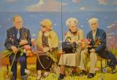 Сьомий Міжнародний форум сучасного мистецтва ART KYIV contemporary 2012.Проект «Х.Десять». ( Частина 3)