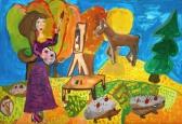 «День художника на Пріорці» -  вистава малюнку, живопису, графіки.