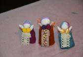 Урочисте закриття виставки авторської ляльки «В гостях у Тарасовій хаті».